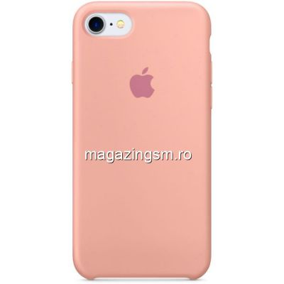 Husa iPhone 6 / 6s Silicon Roz