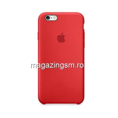 Husa iPhone 6 Plus / 6s Plus Silicon Rosie