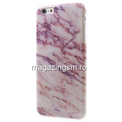 Husa iPhone 6s 6 Marble Pattern Mov