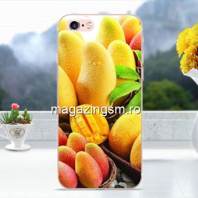 Husa iPhone 6s / 6 TPU Galbena