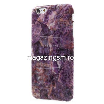 Husa iPhone 6s 6 TPU Marble Pattern Mov