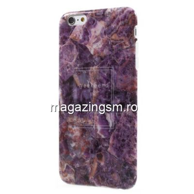 Husa iPhone 6 TPU Marble Pattern Mov