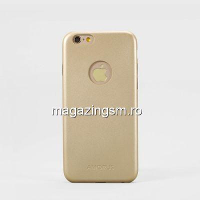 Husa iPhone 6 Plus Dura Aurie