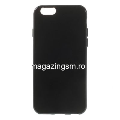 Husa iPhone 6 TPU Glossy Neagra