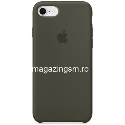 Husa iPhone 7 Silicon Gri