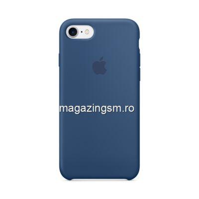 Husa iPhone 7 / 8 Silicon Ocean Blue