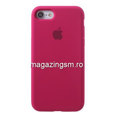 Husa iPhone 8 Silicon Roz