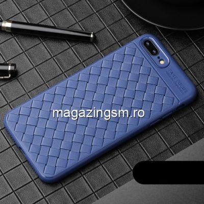 Husa iPhone 7 Plus TPU Albastra