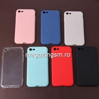 Husa iPhone 8 / iPhone 7 TPU Neagra