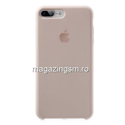 Husa iPhone 7 Plus Silicon Roz