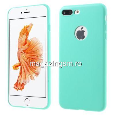 Husa iPhone 8 Plus TPU Matuita Albastra