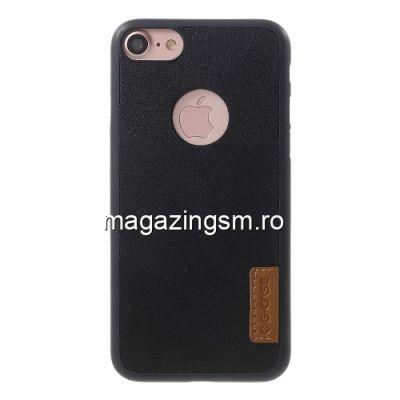 Husa iPhone 8 Silicon Neagra