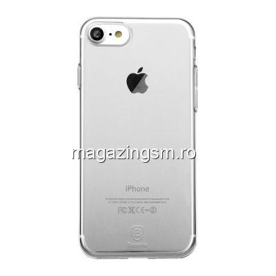 Husa iPhone 8 Silicon Transparenta