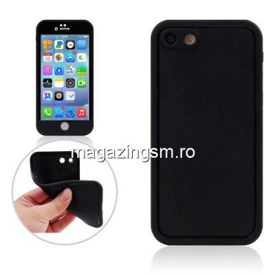 Husa iPhone 8 TPU Waterproof Neagra