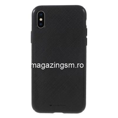 Husa iPhone X TPU Matuita Neagra