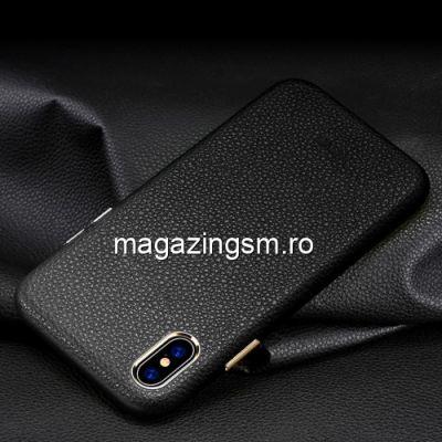 Husa iPhone X / XS Dura Neagra
