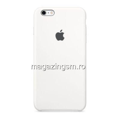 Husa iPhone 6s Plus Silicon Alba