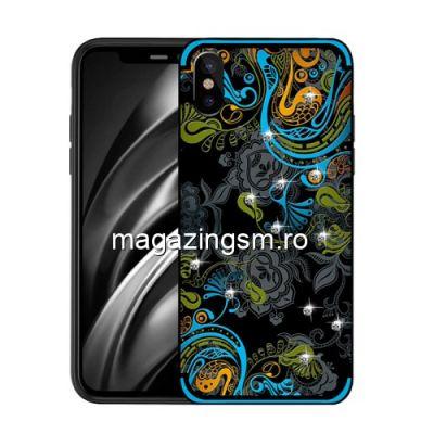 Husa iPhone X XS TPU Neagra
