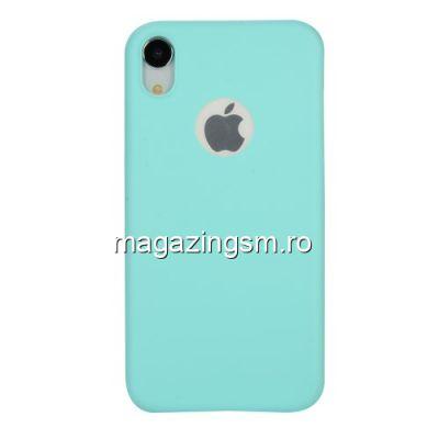 Husa iPhone XR Dura Albastru Deschis