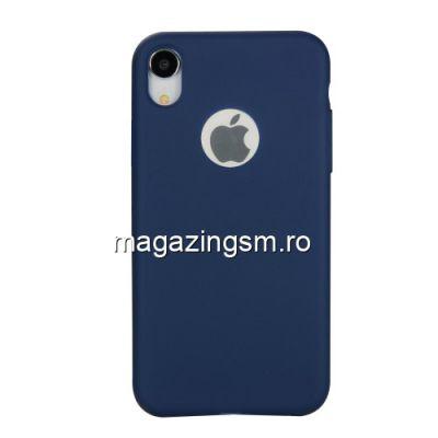 Husa iPhone XR Dura Albastru Inchis