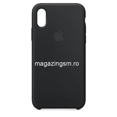 Husa iPhone XR Silicon Black