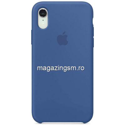 Husa iPhone XR Silicon Delft Blue