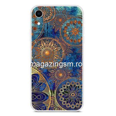 Husa iPhone XR TPU Gel Multicolora