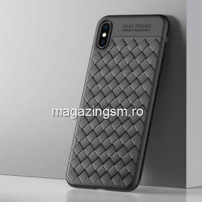 Husa iPhone XS Max 6,5 inch TPU Neagra