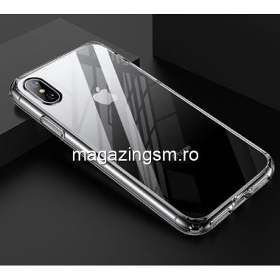 Husa iPhone XS Max Dura Transparenta