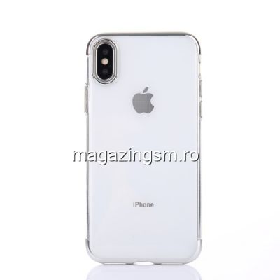 Husa iPhone XS Max TPU Transparenta