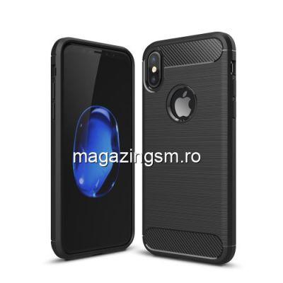 Husa iPhone XS / X TPU Neagra