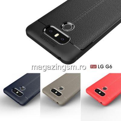 Husa LG G6 TPU Neagra