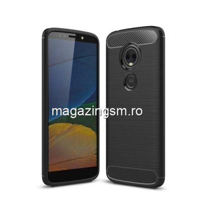 Husa Motorola Moto E5 Plus TPU Neagra