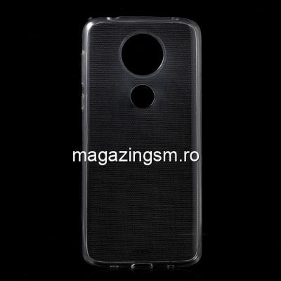 Husa Motorola Moto E5 Plus TPU Transparenta