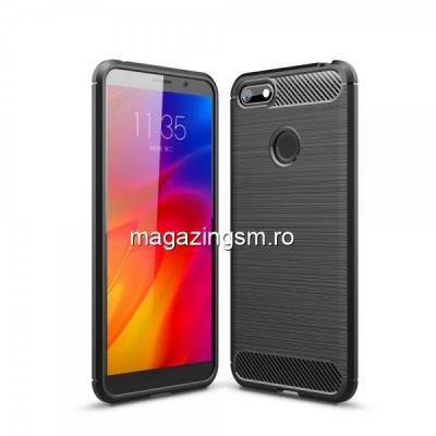 Husa Motorola Moto E6 Play TPU Neagra