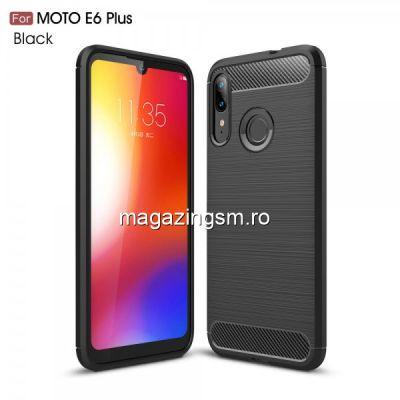 Husa Motorola Moto E6 Plus TPU Neagra