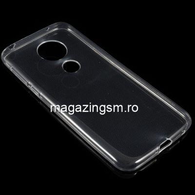 Husa Motorola Moto G7 Play TPU Transparenta