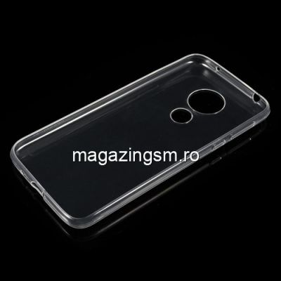 Husa Motorola Moto G7 Power TPU Transparenta