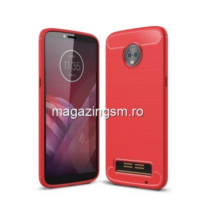 Husa Motorola Moto Z3 Play Rosie