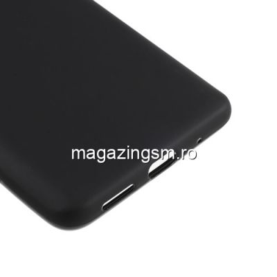 Husa Motorola One Vision TPU Neagra