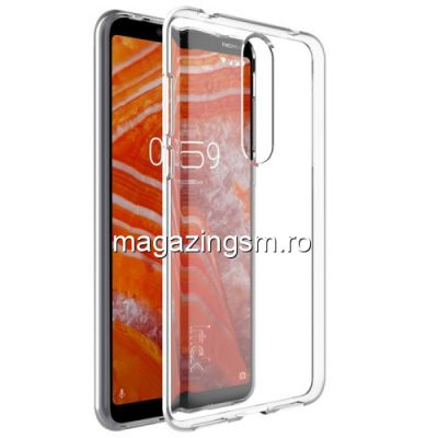 Husa Nokia 3,1 Plus TPU Transparenta