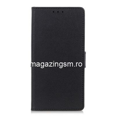Husa Nokia 4,2 Flip Cu Stand Neagra