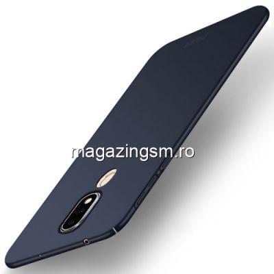 Husa Nokia 6,1 Plus Dura Albastra