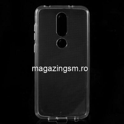 Husa Nokia 6,1 Plus TPU Transparenta