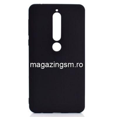 Husa Nokia 6,1 TPU Neagra