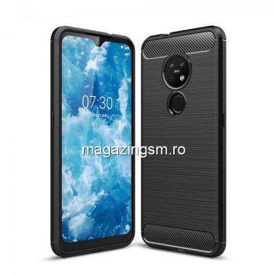 Husa Nokia 7,2 TPU Neagra