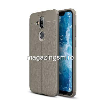 Husa Nokia 8,1 TPU Gri