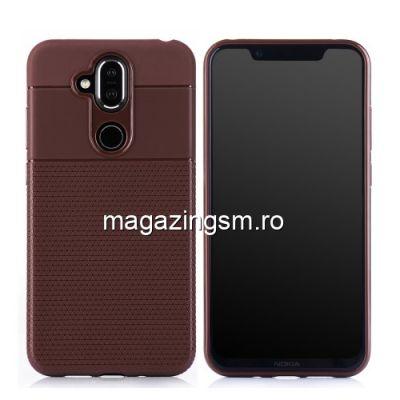 Husa Nokia 8,1 TPU Maro