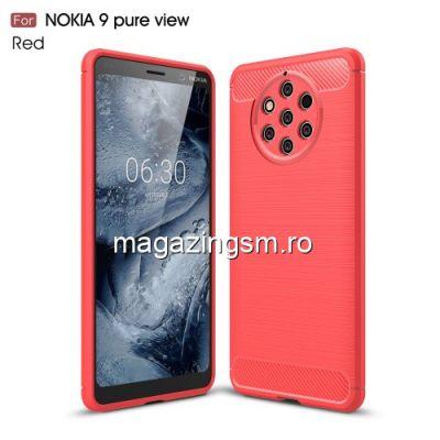 Husa Nokia 9 PureView TPU Rosie