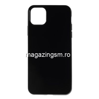 Husa Protectie iPhone 11 TPU Silicon Neagra